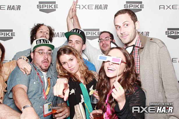 Spike TV's Comic-Con Party Photos Presented by Axe® Hair