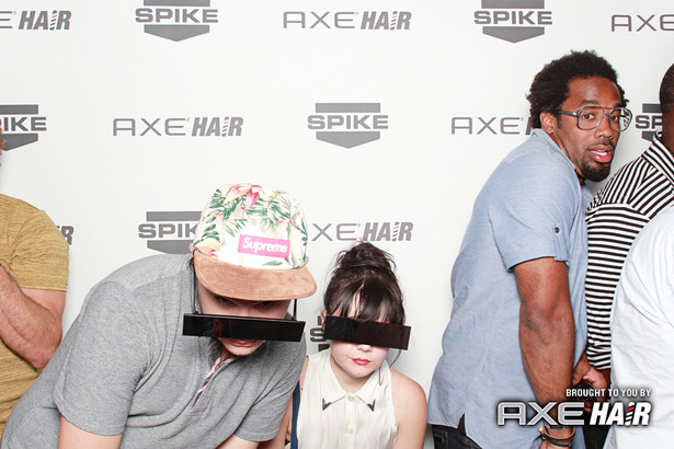 Spike TV's Comic-Con Party Photos Presented by Axe® Hair