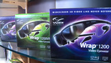 CES 2013: Vuzix Smart Glasses