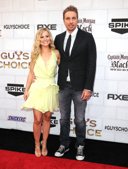 Guys Choice 2012 Red Carpet Pics