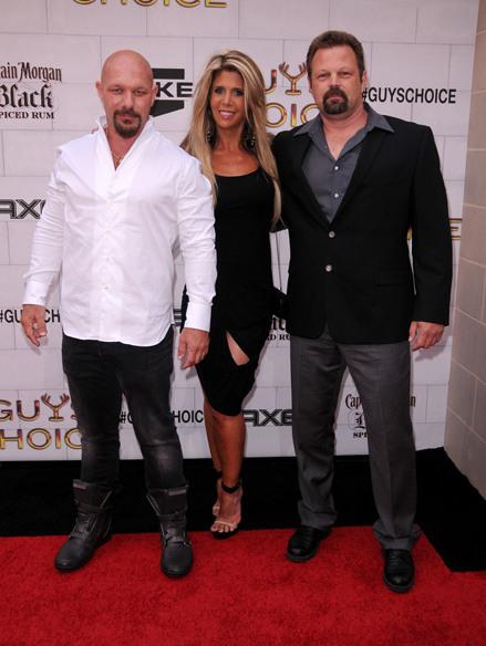 Guys Choice 2012 Red Carpet Pics