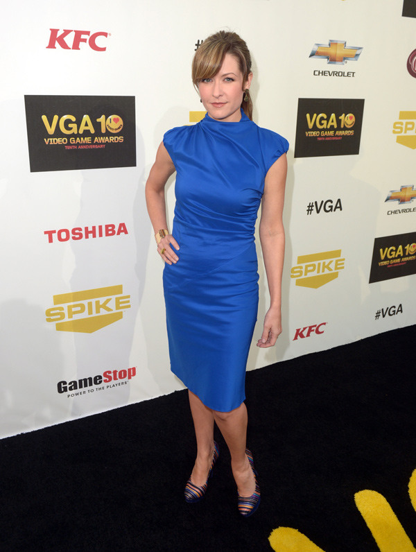 2012 Video Game Awards Red Carpet