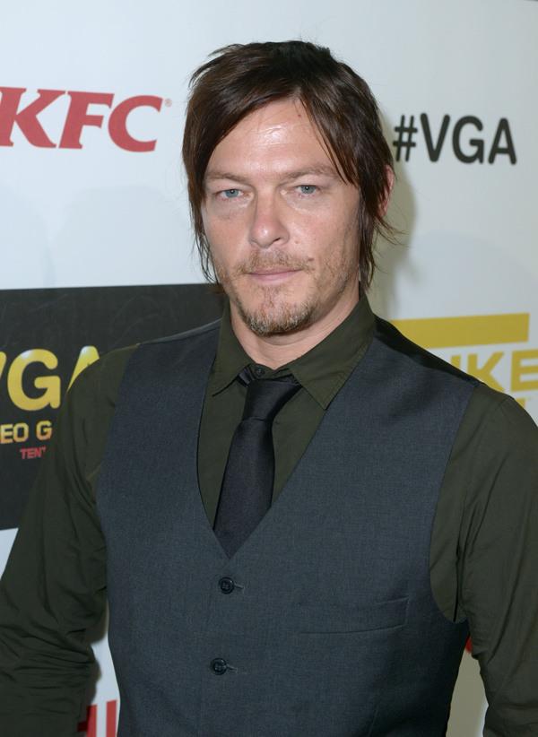 2012 Video Game Awards Red Carpet