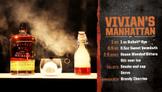 Mixologist - Vivian's Manhattan