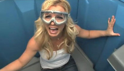 Britney Spears Becomes an Honorary Jackass