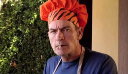 Charlie Sheen's Winning Recipes