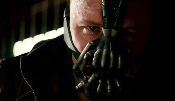 New Trailer for The Dark Knight Rises Bane