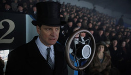 Top Shelf Tuesday - The King's Speech