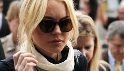 Mantenna – Lindsay Lohan Gets a Big Break