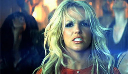 Britney Spears Celebrates the Apocalypse in Style