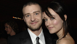 Mantenna - Justin Timberlake and Olivia Wilde Get Intimate