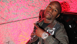 Mantenna – Floyd Mayweather, Jr. Accused of Threatening Security Guards