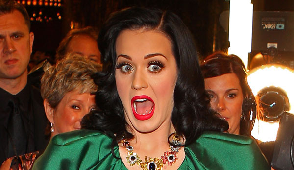 Katy Perry Admits She's Part of the Problem