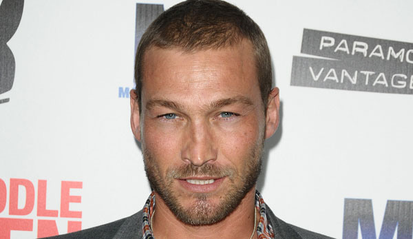 Spartacus Star Andy Whitfield Dies