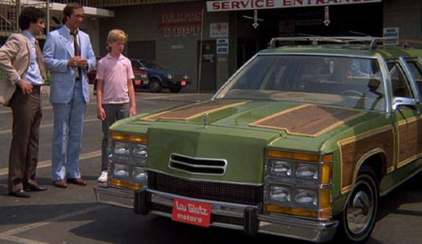 The Wagon Queen Family Truckster - National Lampoon's Vacation