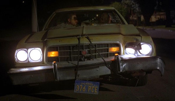 1972 Pontiac LeBaron - The Big Lebowski