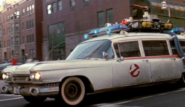 1959 Cadillac Ambulance – Ghostbusters