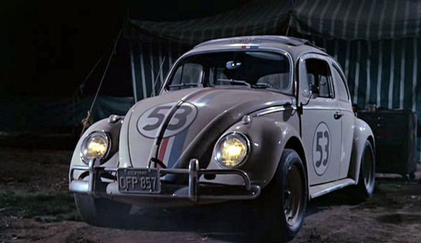 1963 Type 1 Volkswagen Beetle – The Love Bug