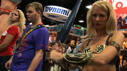 Comic-Con Classic: Comic-Con 2011: Cosplay