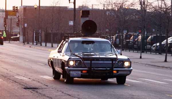 1974 Dodge Monaco – The Blues Brothers