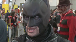 Comic-Con 2011: Desert Island Comics