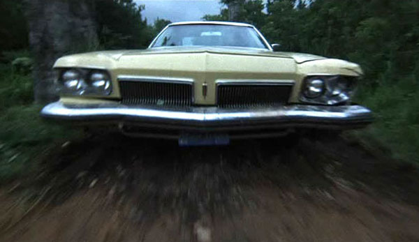 1973 Oldsmobile Delta 88 Royale – The Evil Dead Franchise