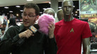 Comic Con: Comic-Con 2011: CineMassacre - Day 2 - Star Trek and Beyond Ready
