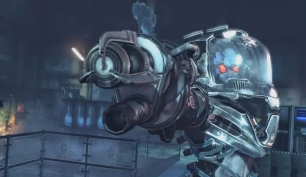 Mr. Freeze Warms Up for His Close-Up in Arkham City