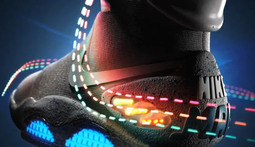 Mantenna - Nike Unveils Marty McFly's MAG Sneakers