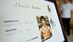 Bruce Lee's Stuff Goes for Big Bucks at Auction