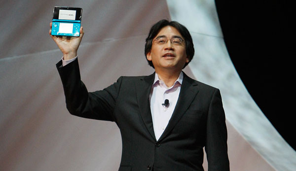 The 3DS Has Bombed So Badly, Nintendo's CEO Is Taking a 50% Pay Cut