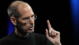 Mantenna - Steve Jobs Resigns as Apple CEO