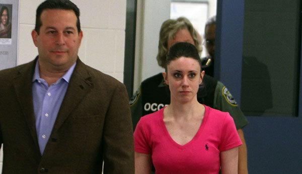 Casey Anthony May Have a New Job
