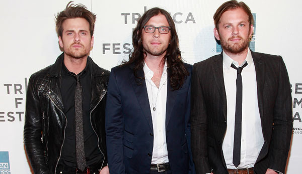 Kings of Leon Mantenna