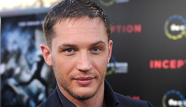 Tom Hardy Talks The Dark Knight Rises
