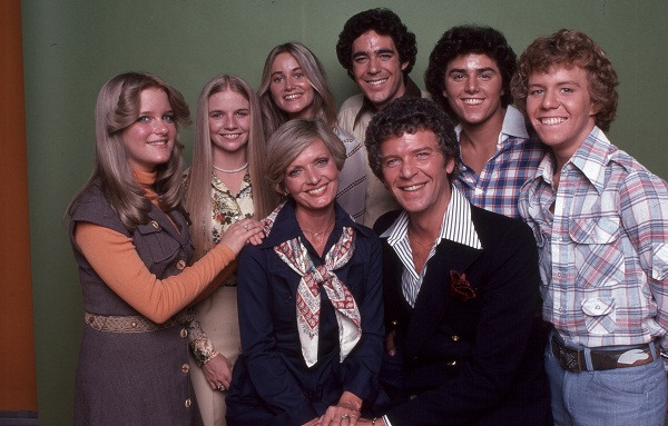 "The Bradys from ""The Brady Bunch"""