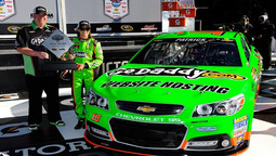Danica Patrick Hits Another Milestone: Pole Position At The Daytona 500