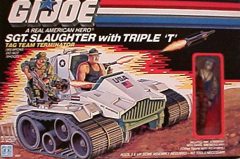 SGT. SLAUGHTER AND THE TRIPLE T