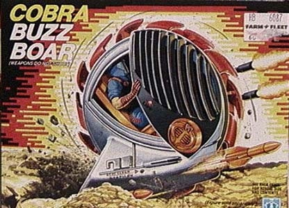 THE COBRA BUZZ BOAR