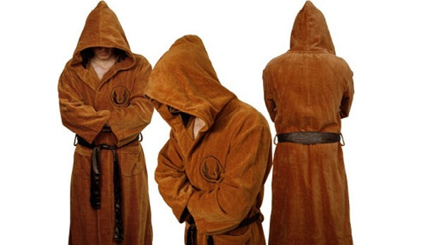 The Jedi Bath Robe