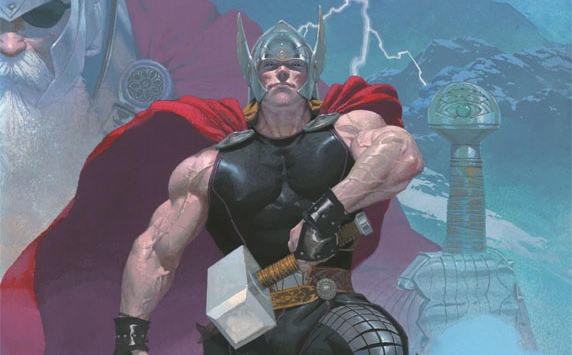 Thor: God of Thunder AAW