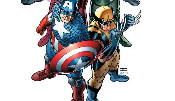 Uncanny Avengers Marvel - AAW