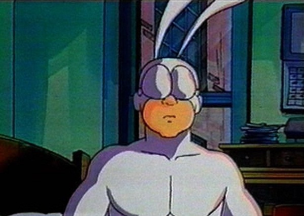 ARTHUR - Hero: The Tick