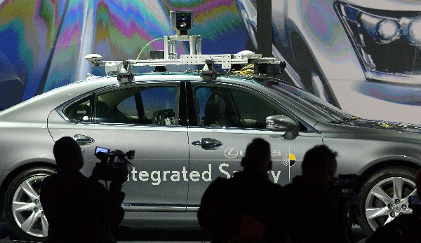 The Best Of CES 2013 (So Far) Ford Cars