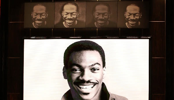 The Many Faces of Eddie Murphy