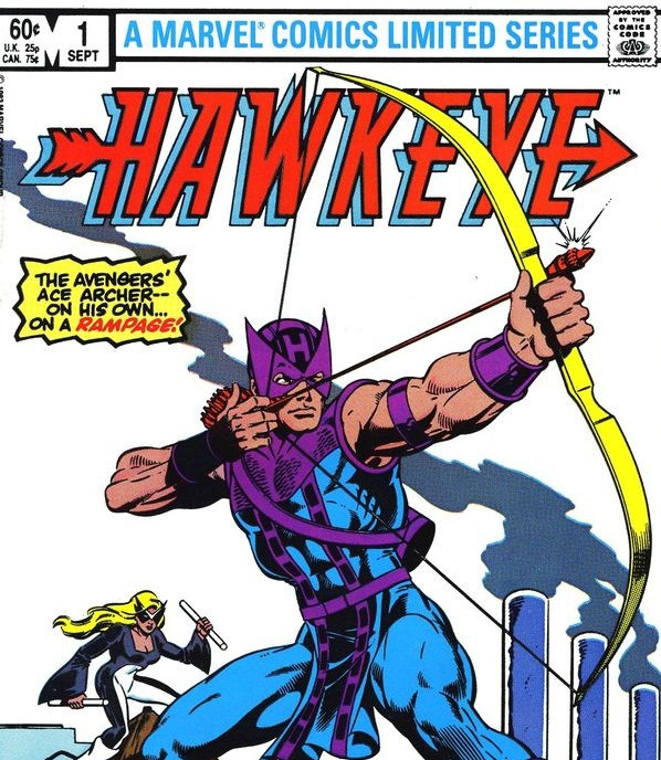 Hawkeye Marvel Top 10
