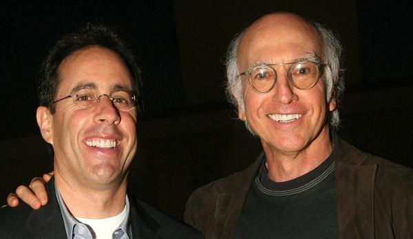 """Larry David in """"Seinfeld"""" AAW"""