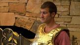 Chase Rocks The Gold Vest