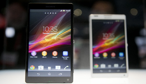 The Best Of CES 2013 (So Far) Sony