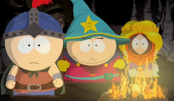 South Park Game: Underpant Snobs, Vampire Kids, Hippies, Crab People
